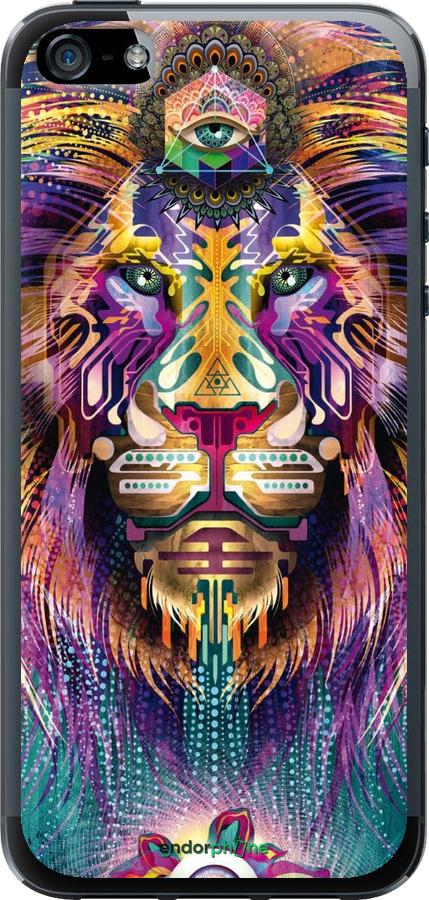 Люминесцентный лев